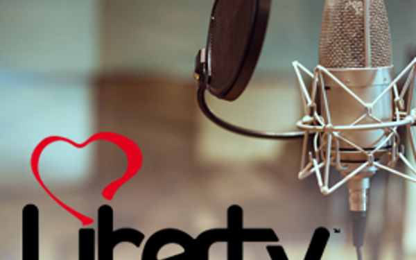 Liberty radio show cover image
