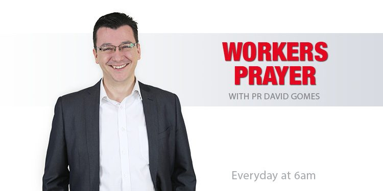Work prayer